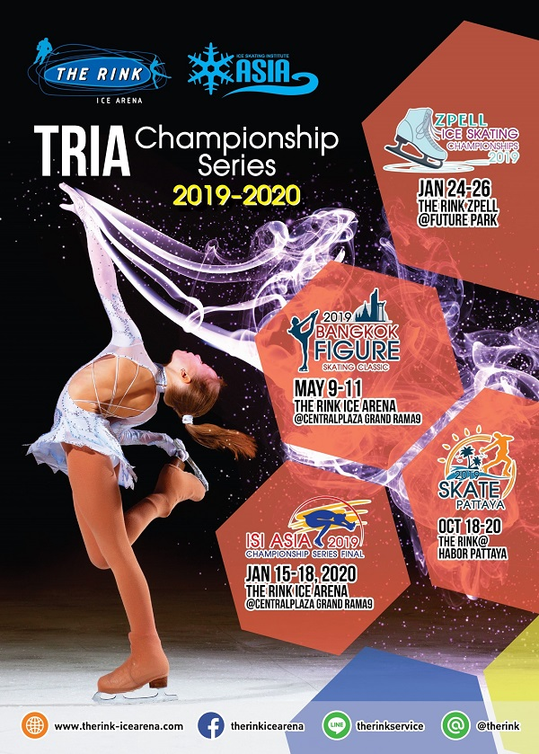 TRIA Championship Series Poster