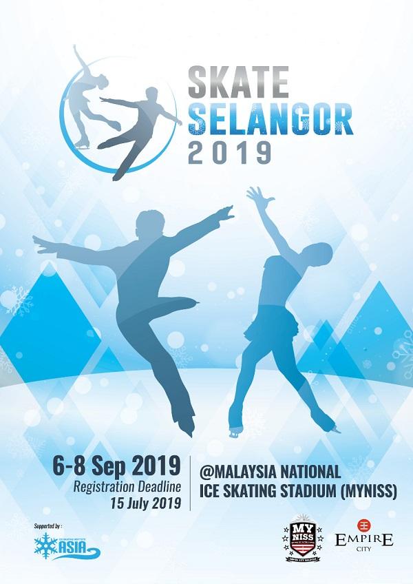 Skate Selangor 2019 Poster