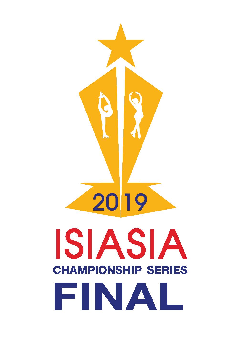 ISIAsia Championship Series Final 2019 Logo