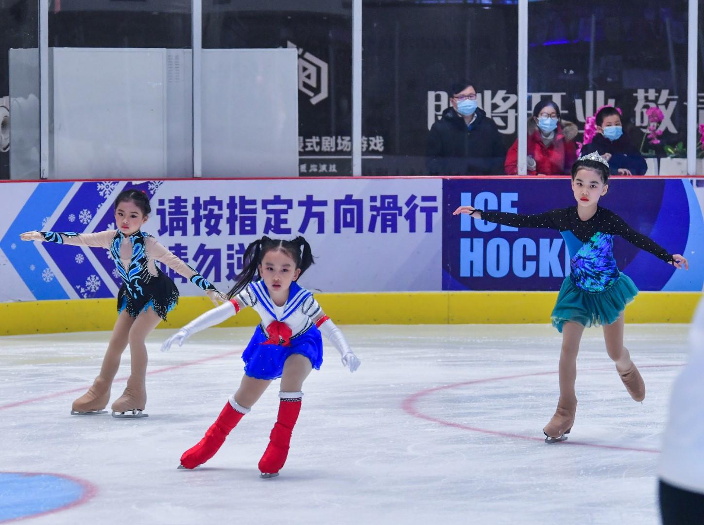 2020 ISIAsia 武汉花样滑冰公开赛